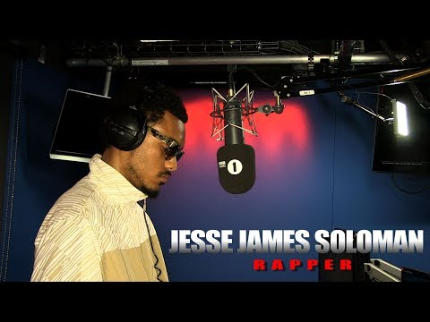 Jesse James Solomon – Fire In The Booth