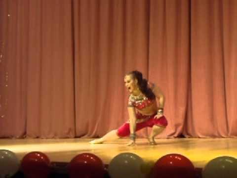 Bollywood dance stars 2013 Chikni Chameli Moscow/Russia (видео)