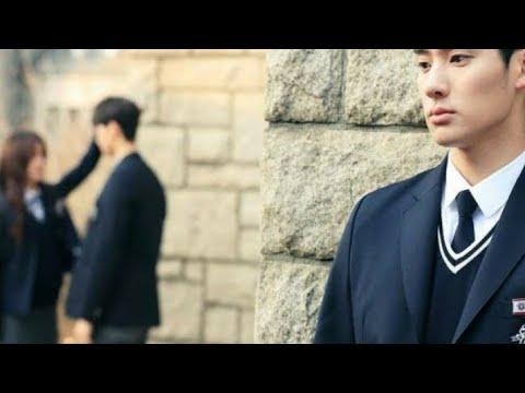 Love Alarm Kim so Hyun and Jung Ga Ram