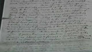 Video Tour: John Adams: A Life in Letters Exhibit