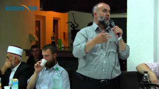Iftari në Banjë të Istogut - Hoxhë Mazllam Mazllami (29.06.2014)
