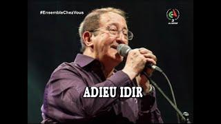 Emission spéciale: Hommage chanteur Idir, légende de la musique kabyle algérienne