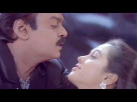 Commisioner Narsimha Naidu Songs - Chitti Chitti Chamanthi Mogga - Vijayakant Devayani - HD