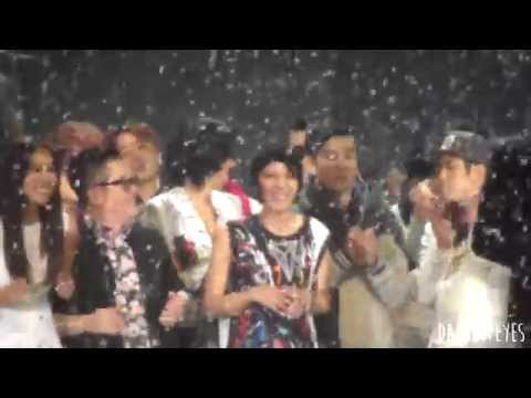 [Fancam] 131229 Tiger JK Yoon Mirae Lee Hyori Dynamic Duo At SBS Gayo Daejun