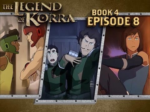 Norty Vlogs: Legend of Korra-Rememberance