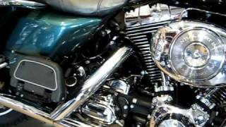 8. FOR SALE - U498 2001 HARLEY-DAVIDSON FLHRI ROADKING FOR SALE U498