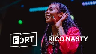 Rico Nasty - Sandy - Live at The FADER FORT 2019 (Austin, TX)