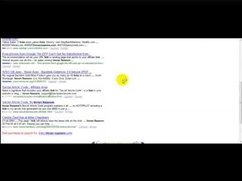 Check Website Backlink