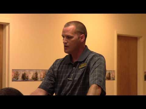 Wes Bramlett Testimony