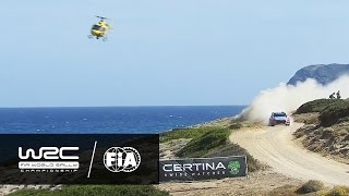 More Videos on: http://goo.gl/kKumd8 ▻ Website: http://goo.gl/2b0WzE FIA World Rally Championship - Rally Italia Sardegna...