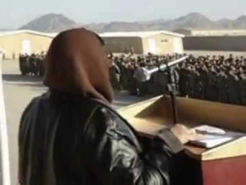 Homaira Ayoubi member of Afghanistan parliament (видео)
