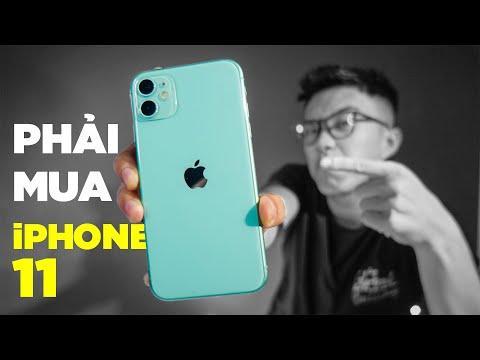 HÃY MUA IPHONE 11 !!!