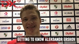 Getting to Know: Aleksandr Ershov (ANGT Kaunas)