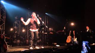 PINK - TRY ( Video Cover by : Sidney Mohede ) - THE RESCUE LIVE