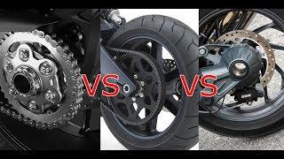 Video Cadena vs banda vs cardan en una moto Ventajas y desventajas. MP3, 3GP, MP4, WEBM, AVI, FLV Juni 2018