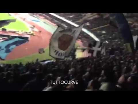 Napoli - Torino 2-1 ultras CURVA B