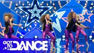 Got to Dance 4: Mini Moves Audition
