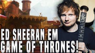 O vídeo de hoje será sobre a participação de Ed Sheeran em Game of Thrones, está sendo especulado qual será o seu papel, nesse vídeo eu comentarei as ...