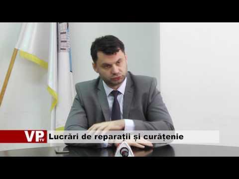 Lucrări de reparații și curățenie în Ploiești