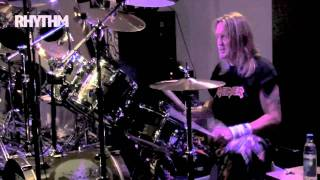 Nicko gets behind the Premier Spirit Of Maiden kit during the German leg of the 'Evening With Nicko' tour to perform a 10 minute solo. To subscribe to the di...