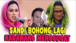 Video SANDI BOHONG LAGI KARAWANG MENGGUGAT MP3, 3GP, MP4, WEBM, AVI, FLV Januari 2019
