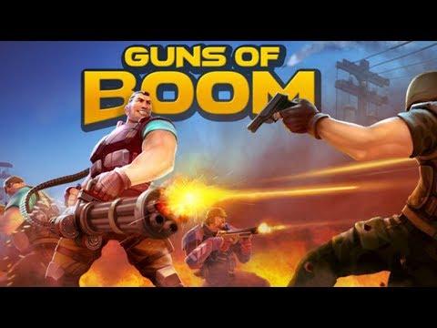 ЛУЧШИЙ МОБИЛЬНЫЙ ШУТЕР! - Guns of Boom