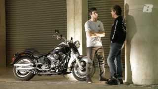 3. FULL TEST -- Harley-Davidson Fat Boy Special 110th Anniversary Edition - Bikers Magazine