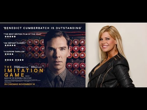 "Movie Review: ""The Imitation Game""  Keira Knightley and Benedict Cumberbatch Jeremy Jahns"