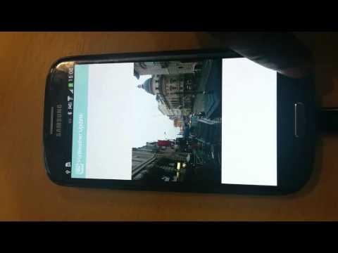 Video of PixWeather Update