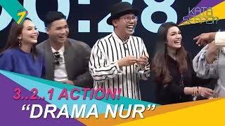 Video Ngam x Ngam   3..2..1.. Action! Bersama cast drama Nur   Kata Serasi! MP3, 3GP, MP4, WEBM, AVI, FLV Agustus 2018