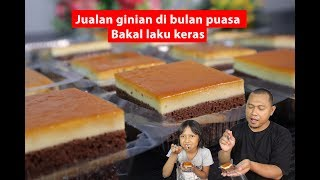 Video Dessert arab cocok buat takjil caramel custard brownies MP3, 3GP, MP4, WEBM, AVI, FLV Mei 2019