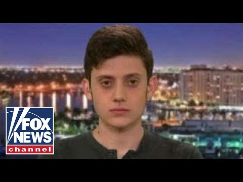Media ignoring conservative survivor of Parkland shooting?