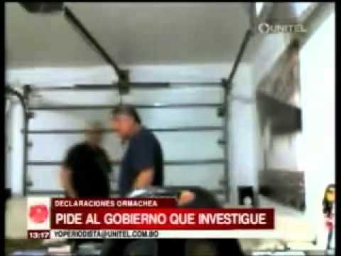 """Oscar Ortiz sobre el Caso Ormachea: """"El Gobierno no hace ni el intento de investigar"""""""