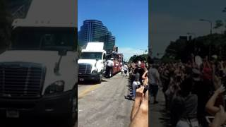 Video Mgk at the Cavs parade 2016 download in MP3, 3GP, MP4, WEBM, AVI, FLV Mei 2017