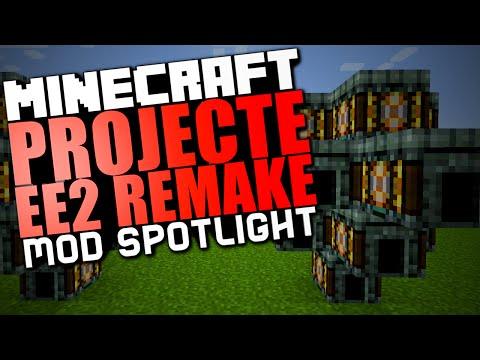 Minecraft ProjectE Mod Spotlight