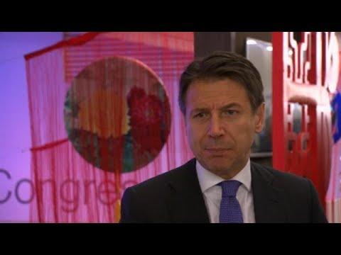Νταβός: Επαναπροσέγγιση Γαλλίας – Ιταλίας
