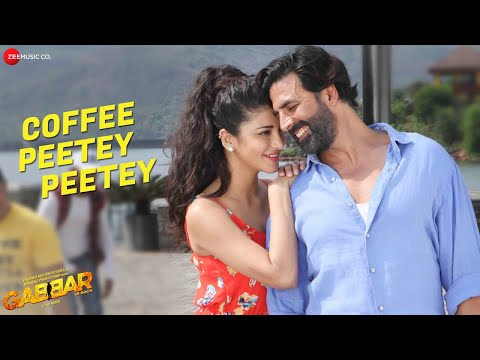 Coffee Peetey Peetey - Gabbar Is Back  | Akshay Kumar - Shruti Haasan | Dev Negi - Paroma Das Gupta