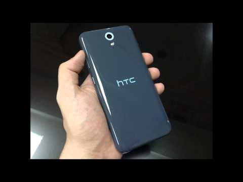 HTC Desire 620G dual sim milky way gray color