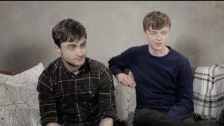Nonton Daniel Radcliffe  Dane Dehaan On  Kill Your Darlings   Sundance Film Festival Film Subtitle Indonesia Streaming Movie Download