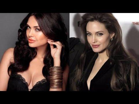 13 Bollywood Celebs And Their Hollywood Lookalikes   Unbelievable!