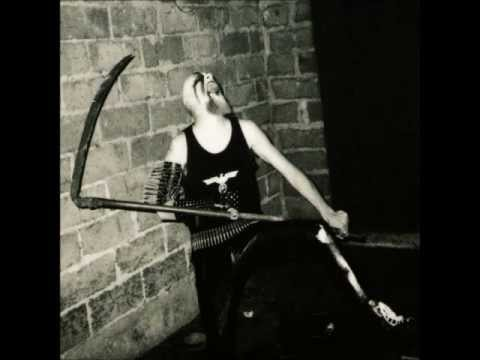 GOATMOON - death before dishonour - BLACK LP 2018 - (Werewolf Records)