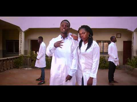 'OMO SCIENCE STUDENT REMIXED' BY LAPOS CHENI. TALENTED GUY RAPS WITH 'THE 24 ELEMENTS'
