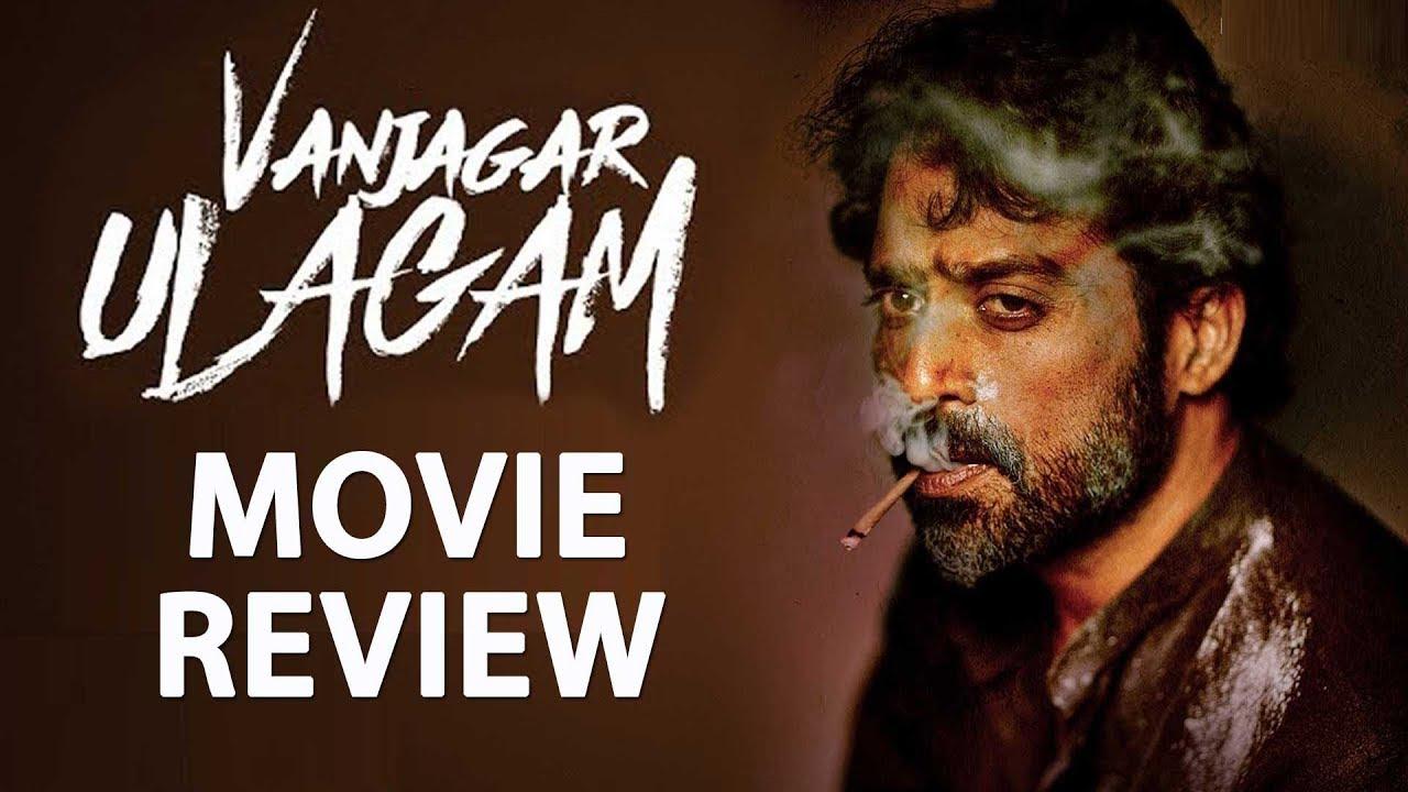 Vanjagar Ulagam Review by Praveena   Guru Somasundaram, Chandini, Sam C.S   Manoj Beedha   Vanjagar Ulagam Review
