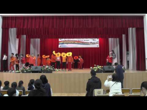 English performance 英文話劇表演 2B