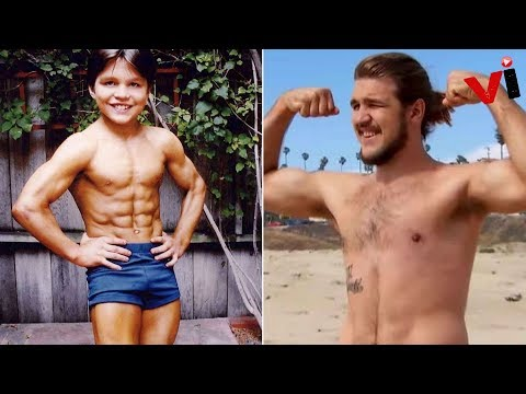 Video This Bodybuilder Was Once Called Little Hercules, See What He Looks Like Now download in MP3, 3GP, MP4, WEBM, AVI, FLV January 2017