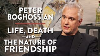 Peter Boghossian (Professor of Philosophy) joins Dave for a wide ranging discussion on life, death, and the nature of friendship.