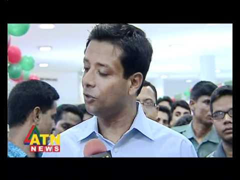 ATN News- Sajeeb Wazed Joy Interview