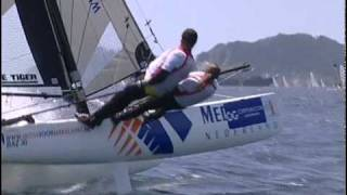 Cangas Spain  city pictures gallery : 2006 Hobie Tiger and Dragoon World Championship Day 4 Cangas, Spain