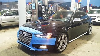 Buying an Audi S4!!! by Vehicle Virgins