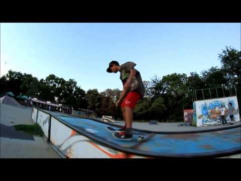 Диян Атанасов - Стара Загора скейт